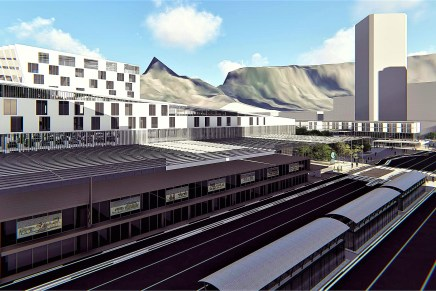 How will the public space at Cape Town station change? Unpacking the R1 billion development plan