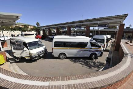 How Cape Town's Informally-Run Minibus Taxi Network was Mapped