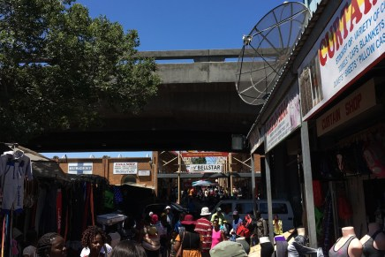Making better places for diverse communities: Learnings from the Bellville CBD