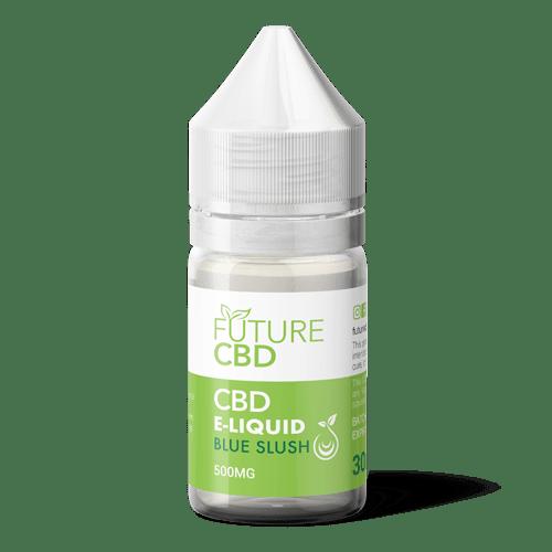 Blue Slush CBD E-Liquid (30ml/500mg)