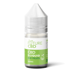 Mixed Fruits CBD E-Liquid (30ml/500mg)