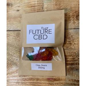 CBD Clear Bears (200mg)