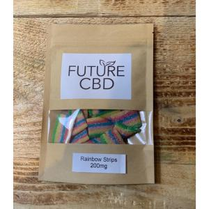 CBD Rainbow Strips (200mg)