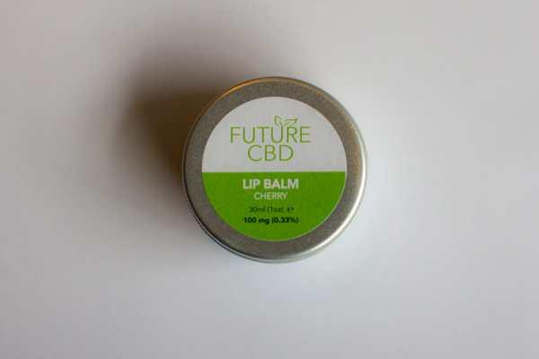 CBD Infused Lip Balm Cherry (30ml:100mg)