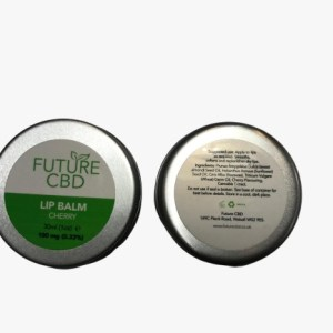 CBD Infused Lip Balm Cherry (30ml:100mg)