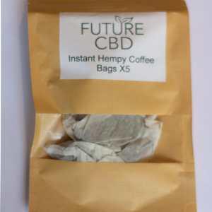 Hempy Instant Coffee Bags (5pcs) 1