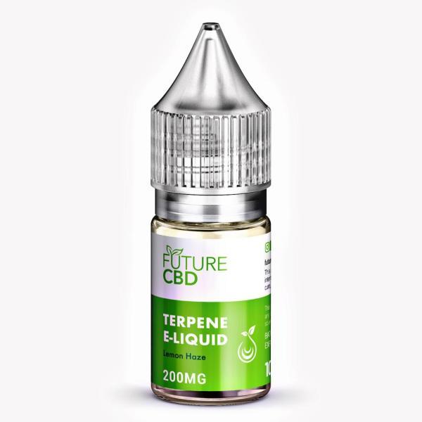 Terpene Lemon Haze CBD E-Liquid (10ml:200mg)