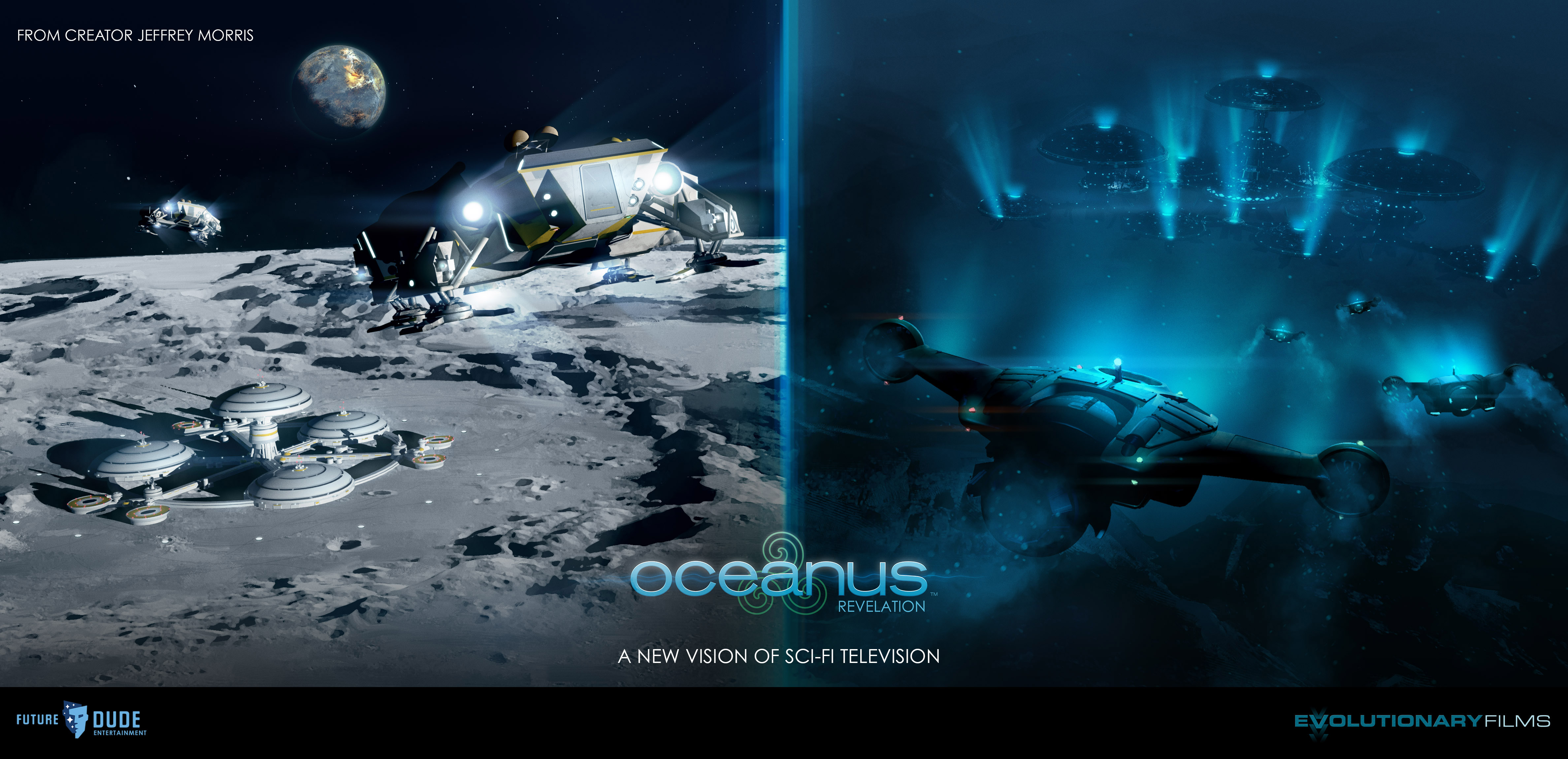 The Fall Tv Series Wallpaper Oceanus Revelation New Action Packed Sci Fi Tv Series