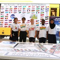School Transport Services (STS) kicks off kindness campaign during Ramadan in the Year of Tolerance