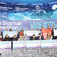 Hub71, MITEF Pan Arab team up to support startups in Mena