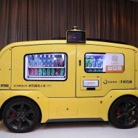 Chinese startup Neolix Technologies will provide self-driving delivery vans to Middle Eastern e-commerce company Noon