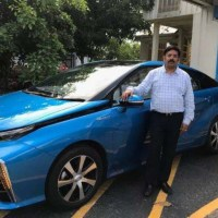 Toyota Mirai FCV Arrives In India; Launch Likely At 2020 Auto Expo