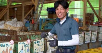 Japanese Town Kamikatsu Needs No Trash Collection, To Achieve Zero-Waste by 2020