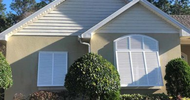 10 Reasons Why You Should Invest In Plantation Shutters