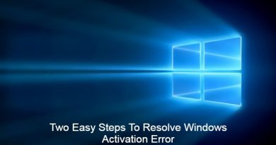 Two Easy Ways to Fix Windows Activation Errors