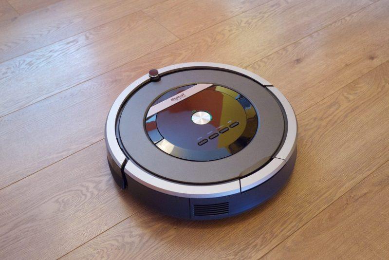 Robotic Vacuum Cleaner scaled