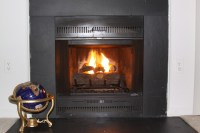 Gel Fireplace Logs can Transform an Unused Fireplace ...