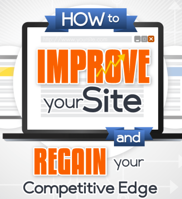 Infographic Improve your site INFOGRAPHIC: How to Improve Your Website and Regain Your Google Traffic