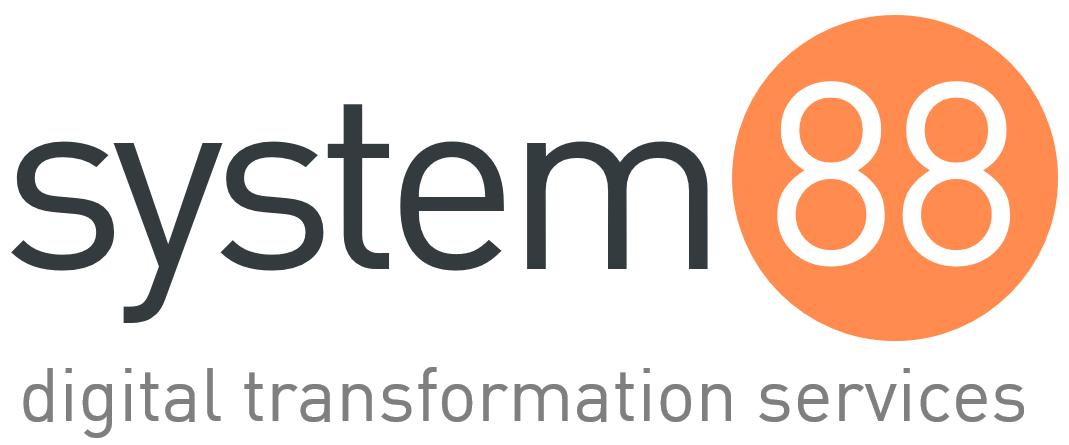 System 88 Digital Transformation Services logo