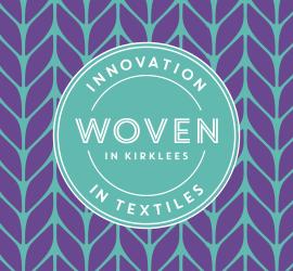 WOVEN Textile festival logo