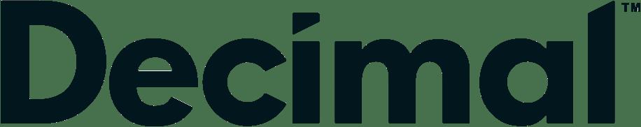 Decimal company logo