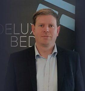 James Appleyard is Sales Director at Deluxe Beds