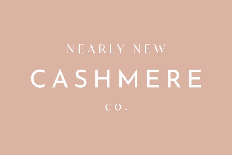 Nearly New Cashmere Co logo