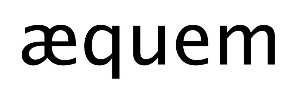 Aequem company logo
