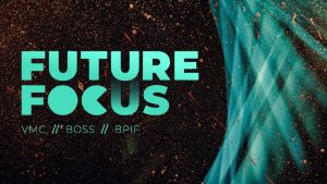Event logo for Visual Media Conferece: Future Focus Live 2020