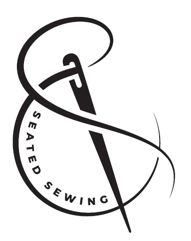 Seated Sewing company logo