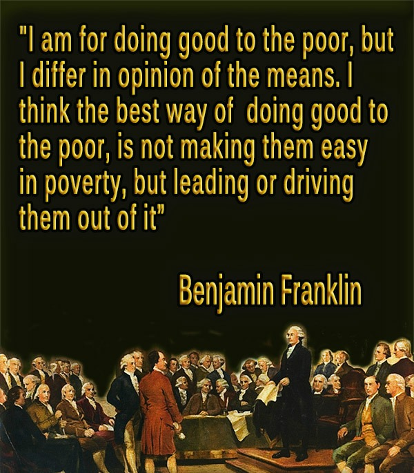 The Office Ben Franklin Quotes: 12 Quotes That Will Make You A Proud Conservative