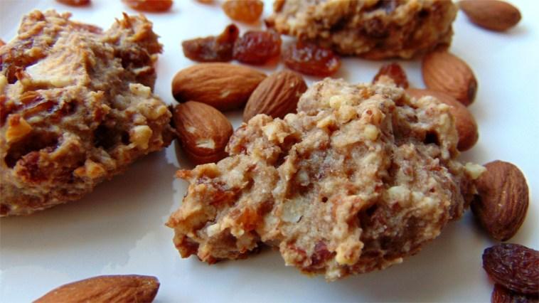 Teffmehl chewy Cookies