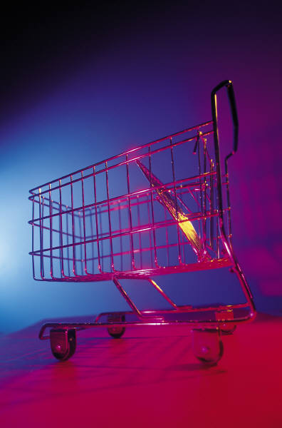 The shopping cart: your ultimate target!