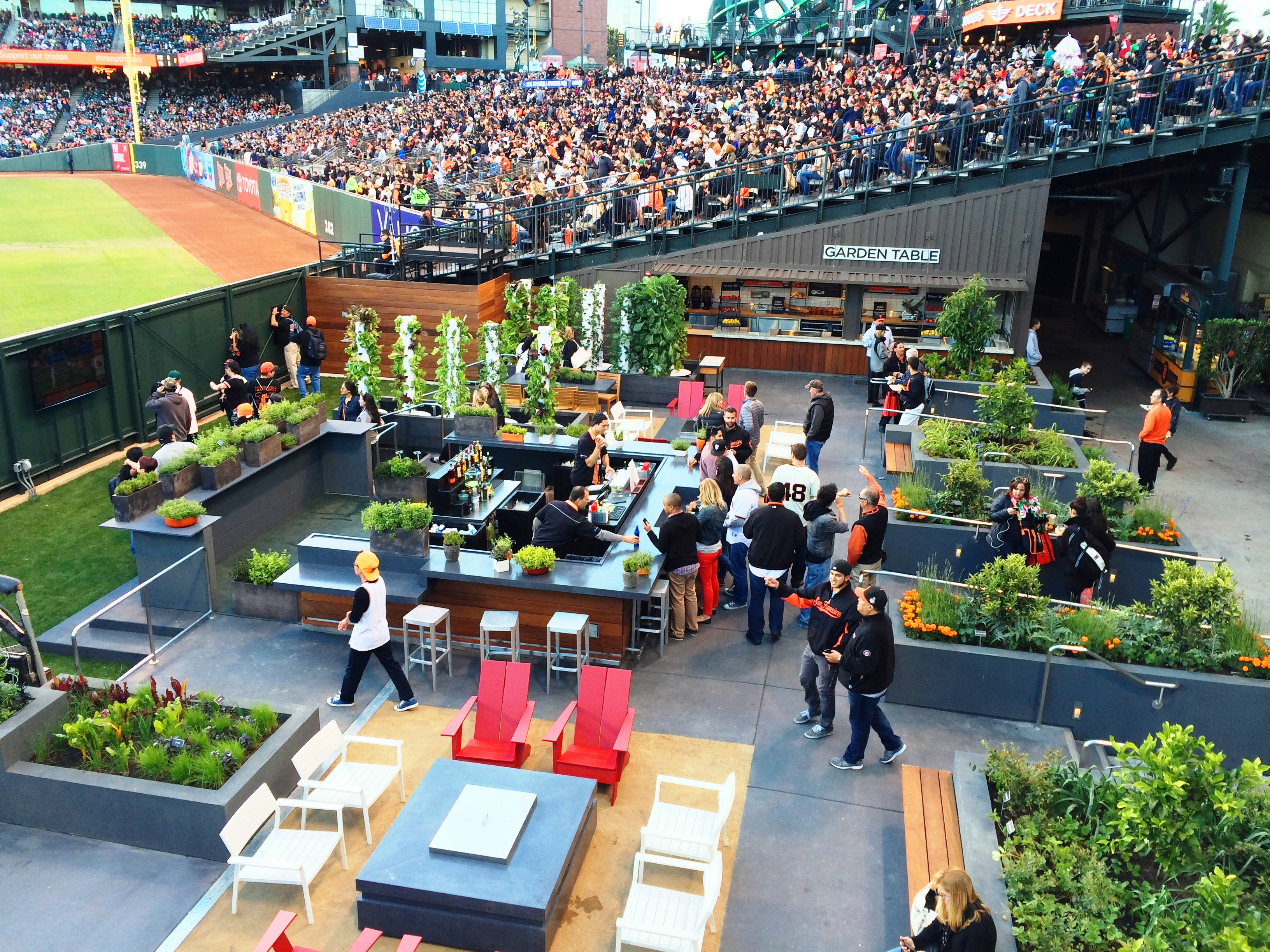 SF Giants Fans Enjoy World SeriesLevel Food  Future