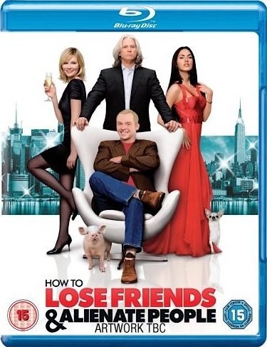 How to loose friends and alinate people comedy 2008