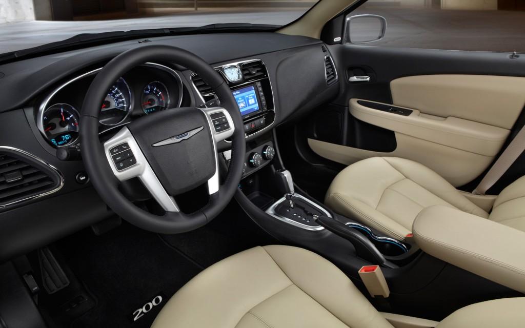 Chrysler 200 FUTURE IMagazine