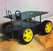 BASE ROBOT 2