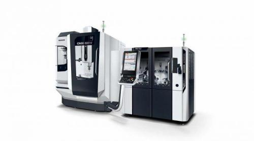 Innovative 3D control for DMG MORI's universal machines
