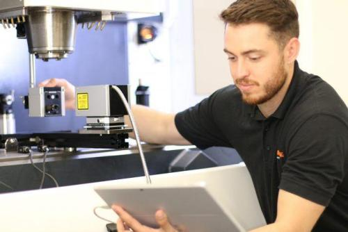 Renishaw unveils the XM-60 multi-axis calibrator at MACH 2018