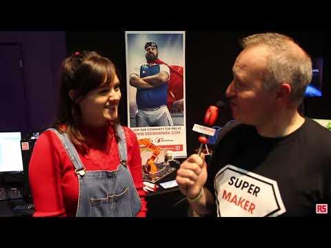 When Pete Wood Met Ruth Amos: Maker Faire UK 2018