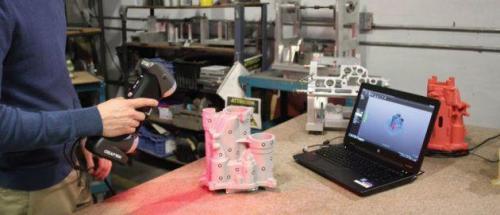 Creaform Releases 3D Measurement Tools for the Academic Market