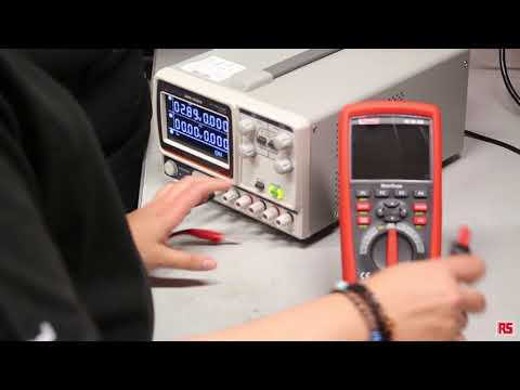 RS Pro HS608 MeterScope – Quick Overview