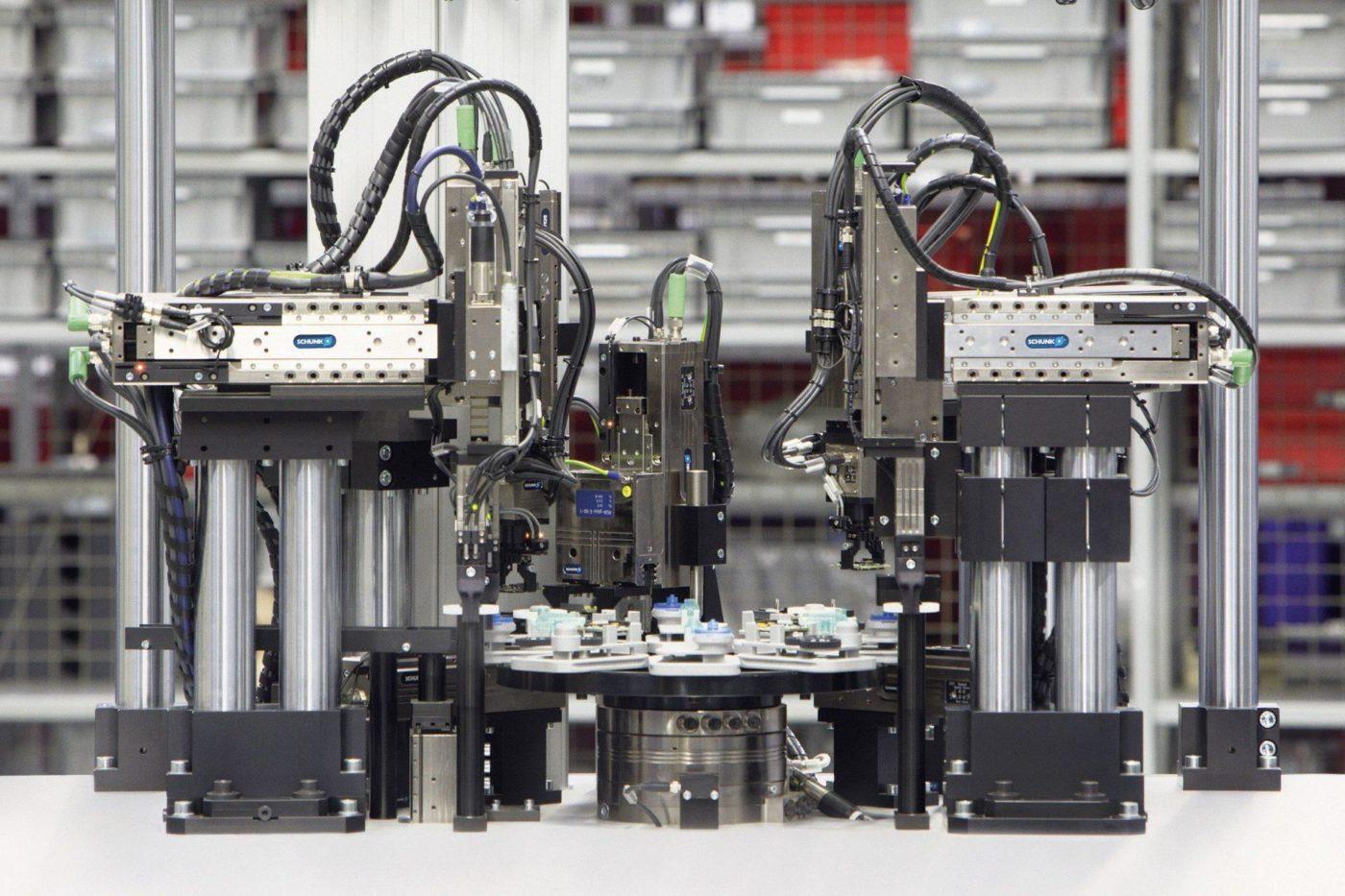 24V revolution in assembly automation