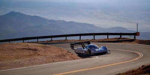 3D Printing Helps Volkswagen Race to the Clouds for Pikes Peak