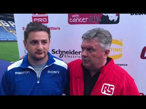 Post Match: Boulding and Keenan