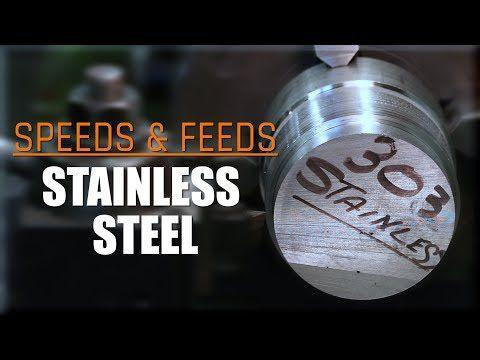 Turning 303 & 304 Stainless with Paul Debolt! WW204