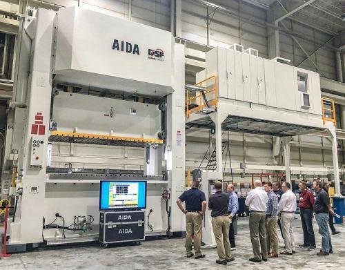 AIDA-America Recently Hosted 2018 Servo Symposium