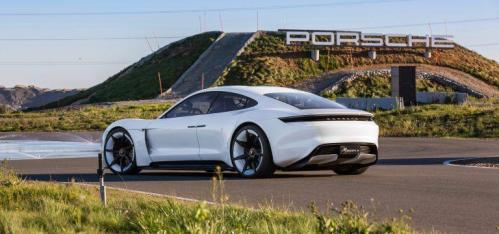 Porsche's Upcoming Electric Cars Could Soon Set the Standard
