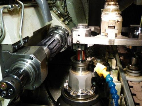 A fairytale ending! Hainbuch is looking for gear manufacturers for tests with prototype mandrel.