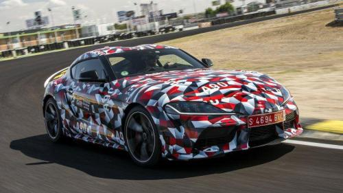 What We Know About the Upcoming Toyota Supra